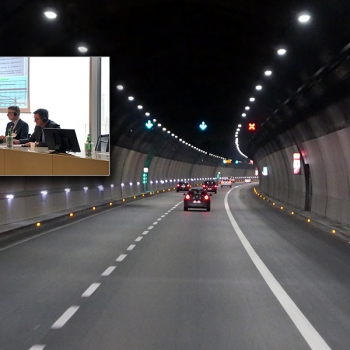 Temporary alternative measures for tunnel safety